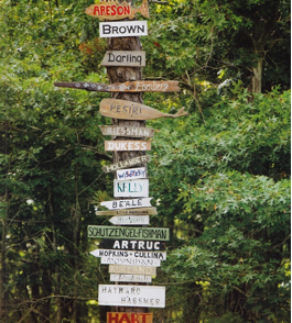 Signs, Truro