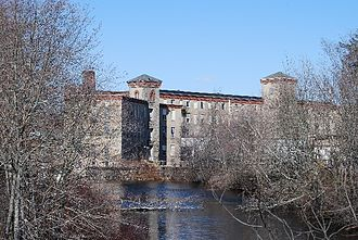 Centreville Mill, in West Warwick, R.I.