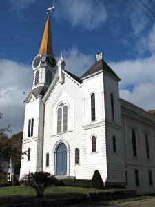 The Bradford Congregtional Church