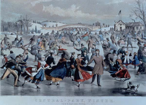 By Charles F. Parsons for Currier & Ives, 1862.