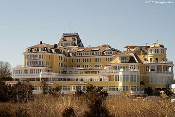 The Ocean House.
