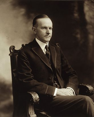 Calvin Coolidge, Massachusetts governor, and then vice president and president, was often seen as the quintessential old-fashioned, flinty New England Republican. In fact, his views and his personality were complex and in many ways he was very modern.