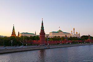 The Kremlin.