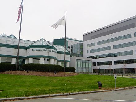 The Dartmouth {College}-Hitchcock Medical Center, in Lebanon, N.H., a recipient of National Institutes of Health research funds.