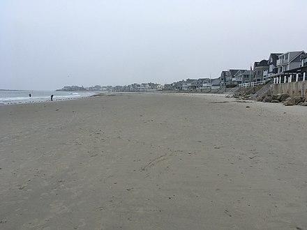 Wells Beach in 2017.
