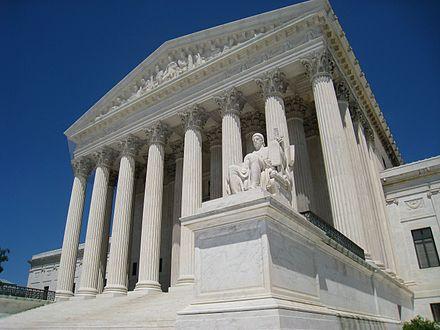 U.S. Supreme Court Building.