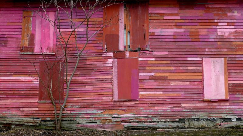 """""""Entropy #1, North Adams, Massachusetts'' (digital photo, pigment print), by Stephen Wicks, in the show """"New England Collective IX,'' at Galatea Fine Art, Boston, Aug. 1-Sept. 2."""