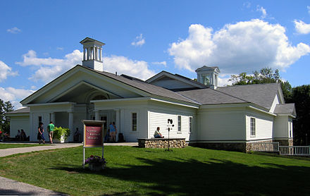 The Norman Rockwell Museum.