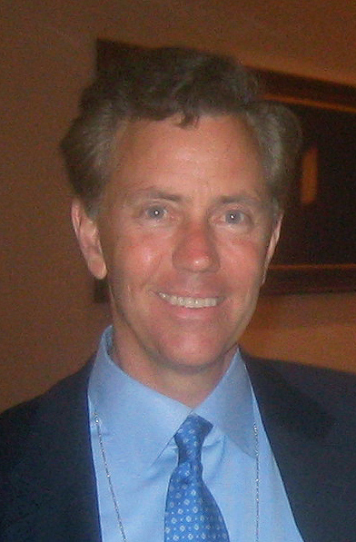 Connecticut's new governor, Ned Lamont.