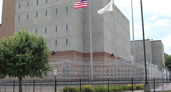 The Wyatt Detention Center, in Central Falls, R.I.