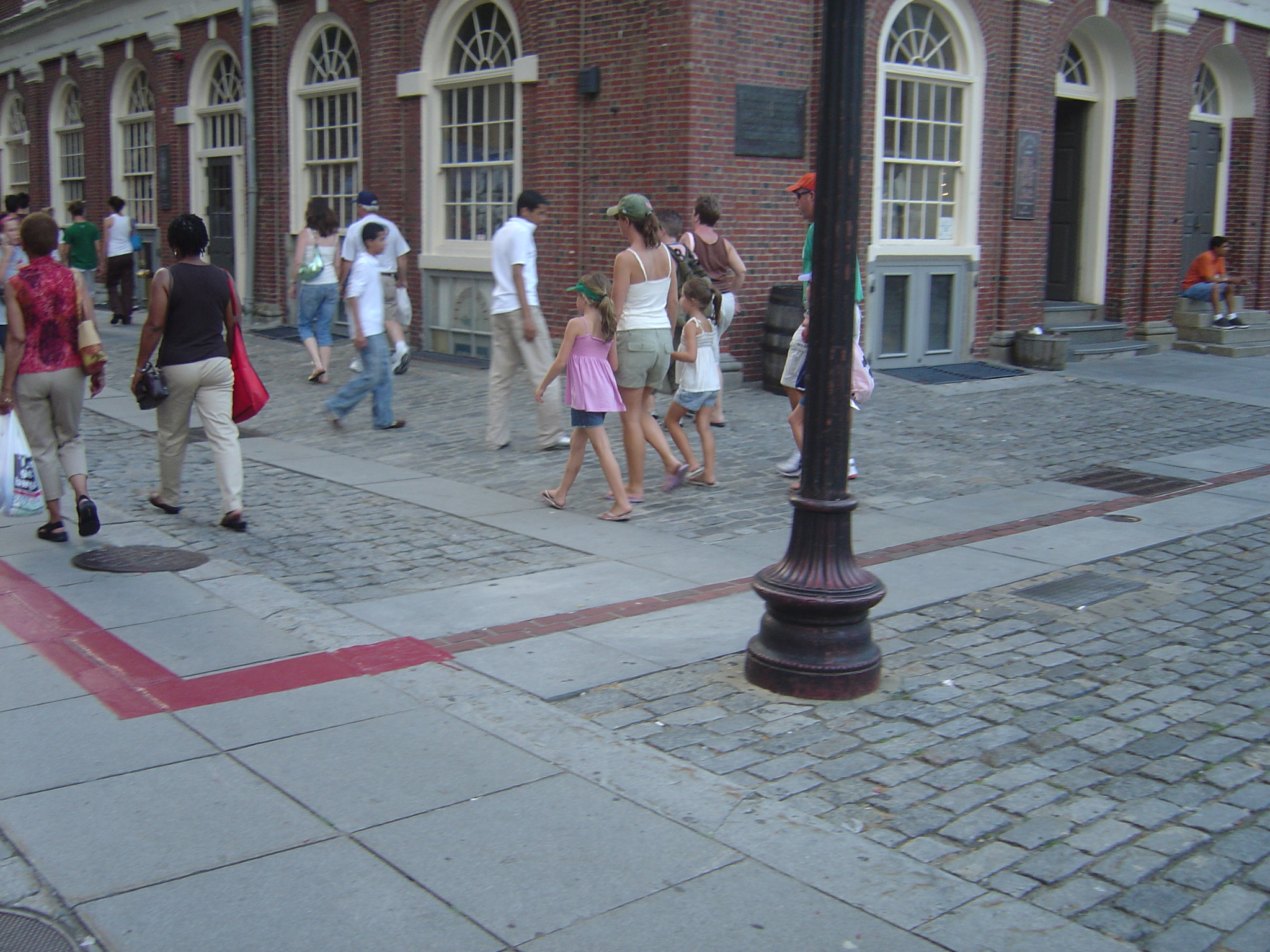 An online news service called     Your RV Lifestyle     presents what it calls the best things to do in Massachusetts. It says the best is Boston's Freedom Trail, seen above at Faneuil Hall. The list has some amusing factual errors.    — Photo by Mama Geek