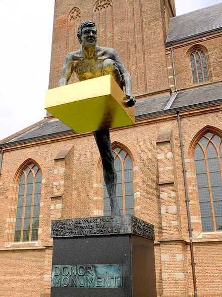 National Donor Monument,    Naarden   , the Netherlands