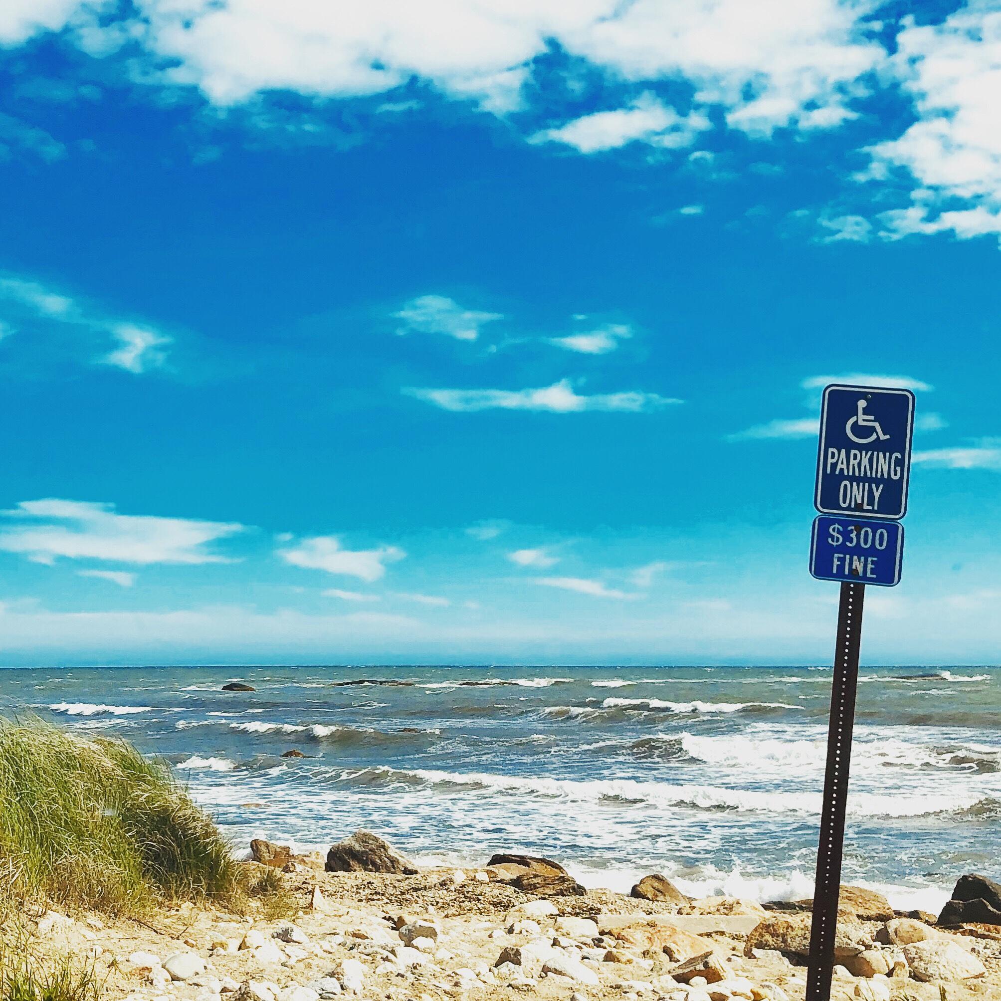 Well regulated in Westport, Mass.    — Photo by Lydia Davison Whitcomb