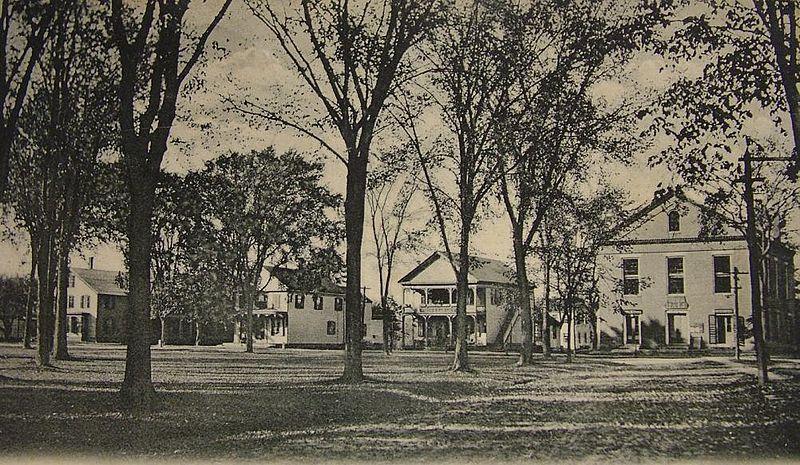Montague Center in 1907
