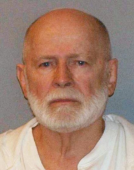 The late South Boston mob boss Whitey Bulger