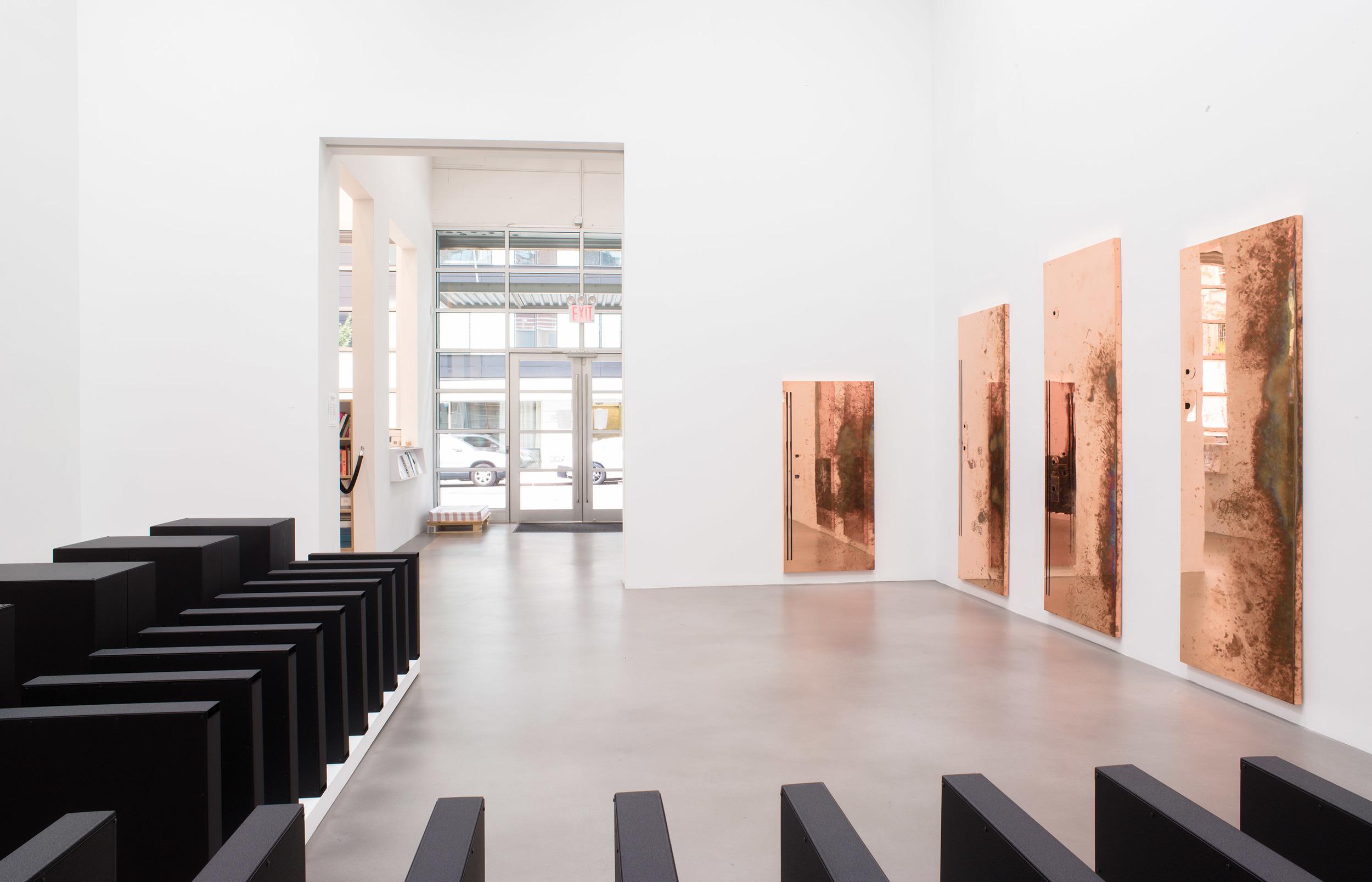 Performances Under Working Conditions   Petzel  New York  New York  2014