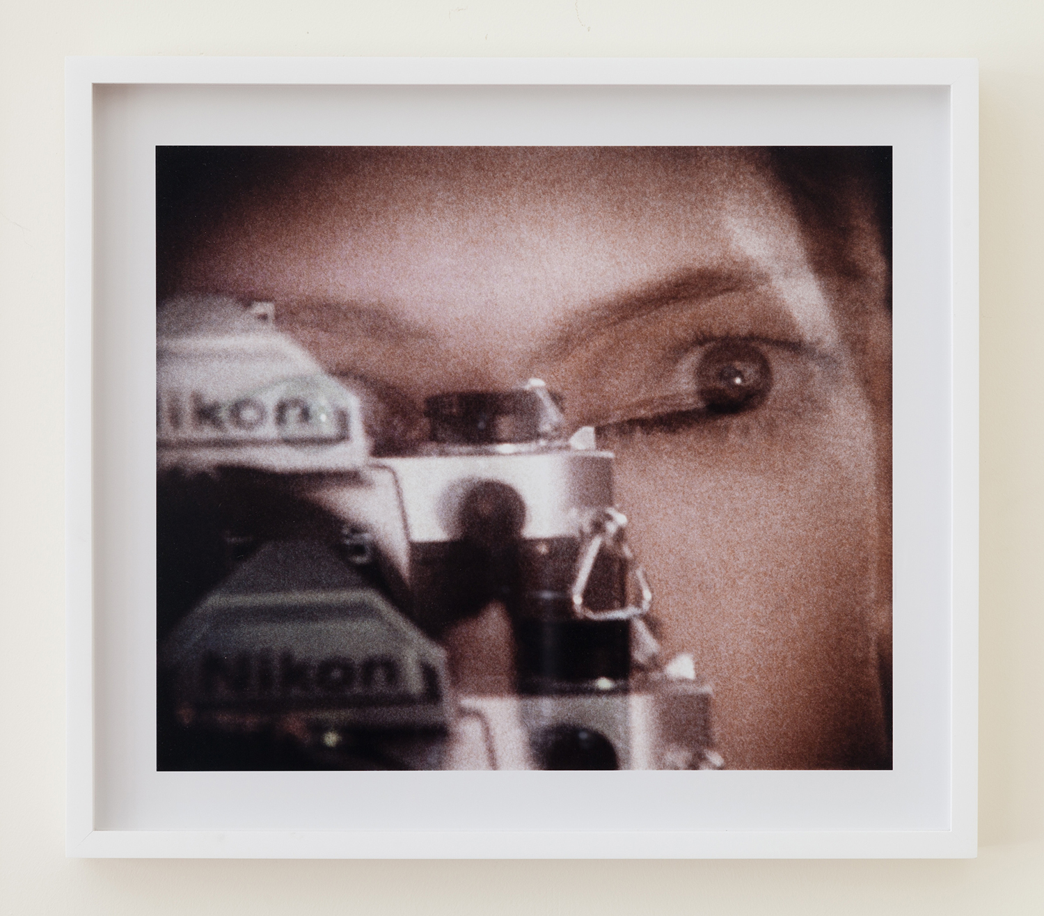 Anne Collier   Double Exposure   2011  C‐print  14 3/8 x 16 1/2 inches
