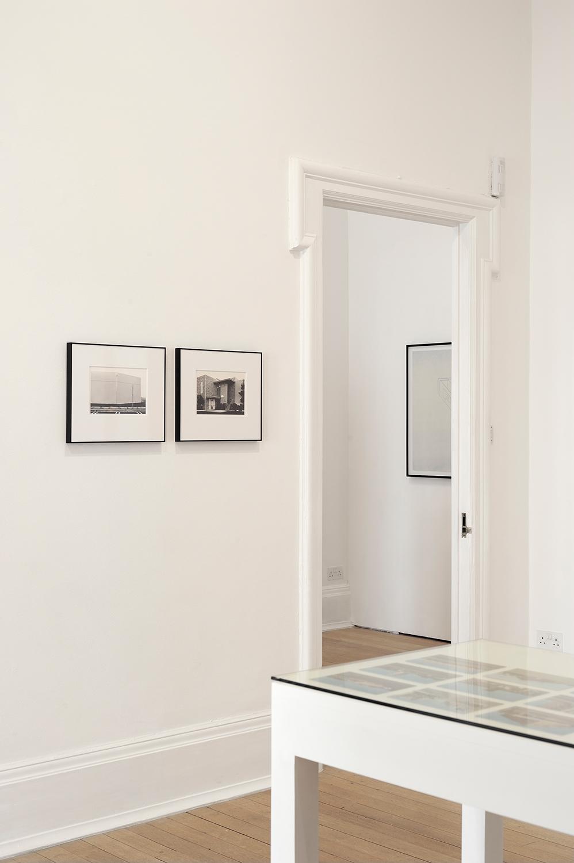 Sunless , Thomas Dane Gallery, London, United Kingdom, 2010.    Lewis Baltz and Stephen Shore