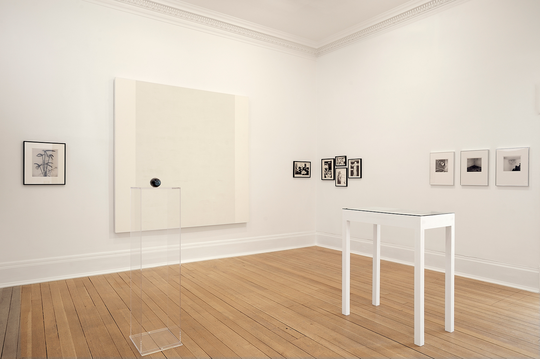 Sunless , Thomas Dane Gallery, London, United Kingdom, 2010.    Dr. Dain L. Tasker, Mary Corse, Raymond Pettibon, Stephen Shore, and John Divola