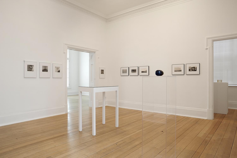 Sunless , Thomas Dane Gallery, London, United Kingdom, 2010.    John Divola, Stephen Shore, Lewis Baltz, Helen Pashgian,