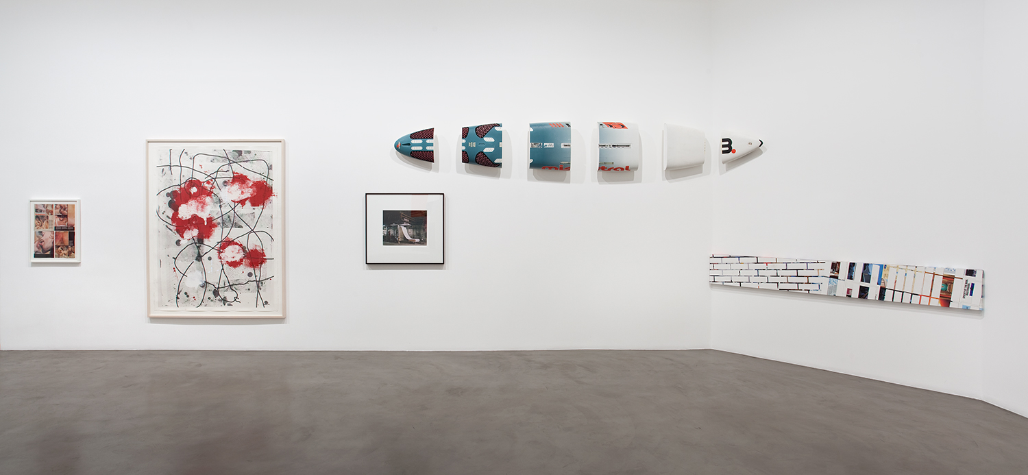 Picture Industry (Goodbye to All That) , Regen Projects, Los Angeles, CA, 2010.    Cosey Fanni Tutti, Christopher Wool, Christopher Williams, Michael Krebber, and Kelley Walker