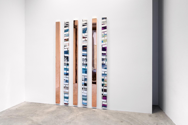 Crystal Voyager   With Kelley Walker  Paula Cooper Gallery  New York  New York  2014