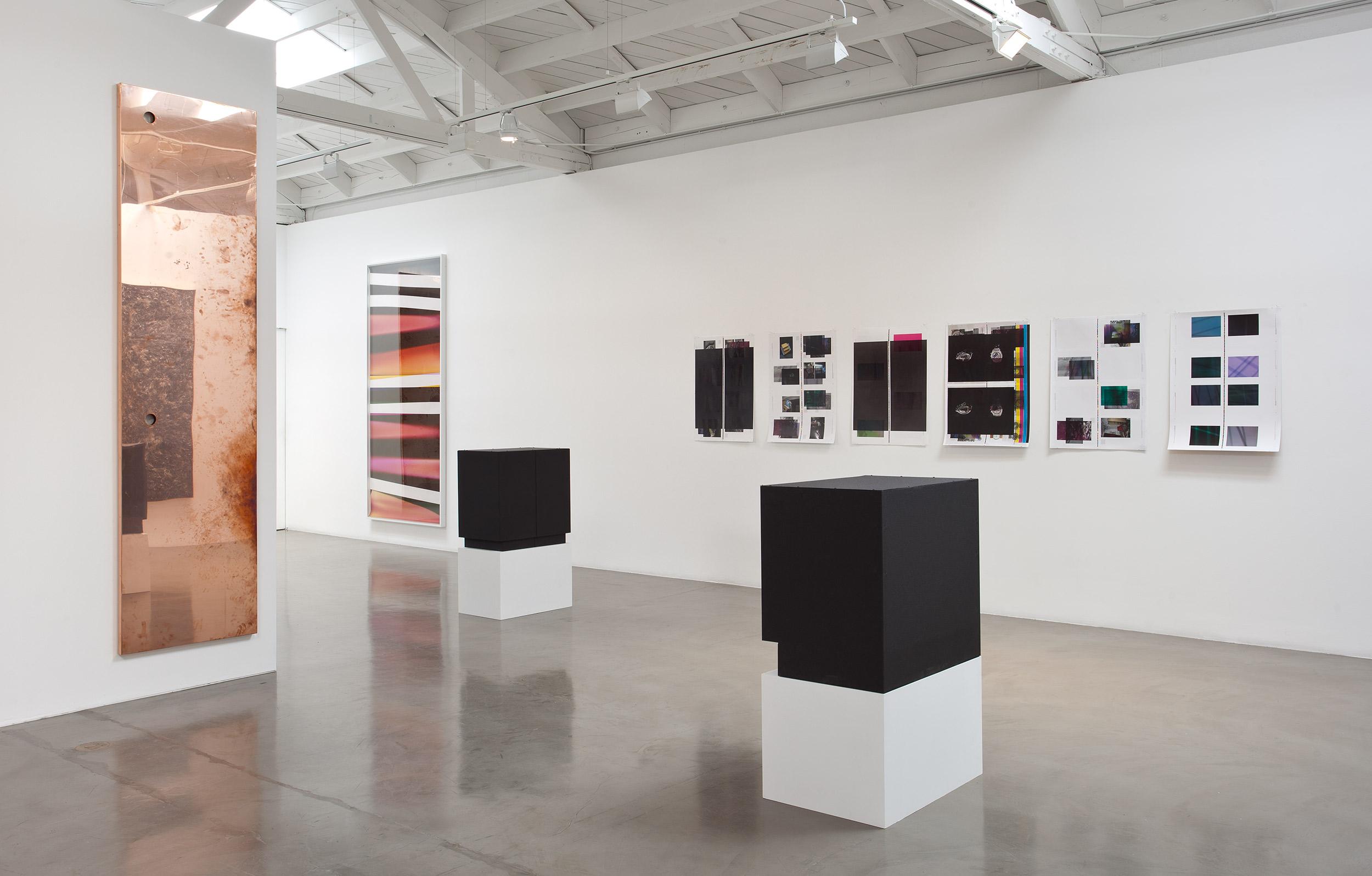 PROCESSCOLORFIELD   Regen Projects  Los Angeles  California  2011