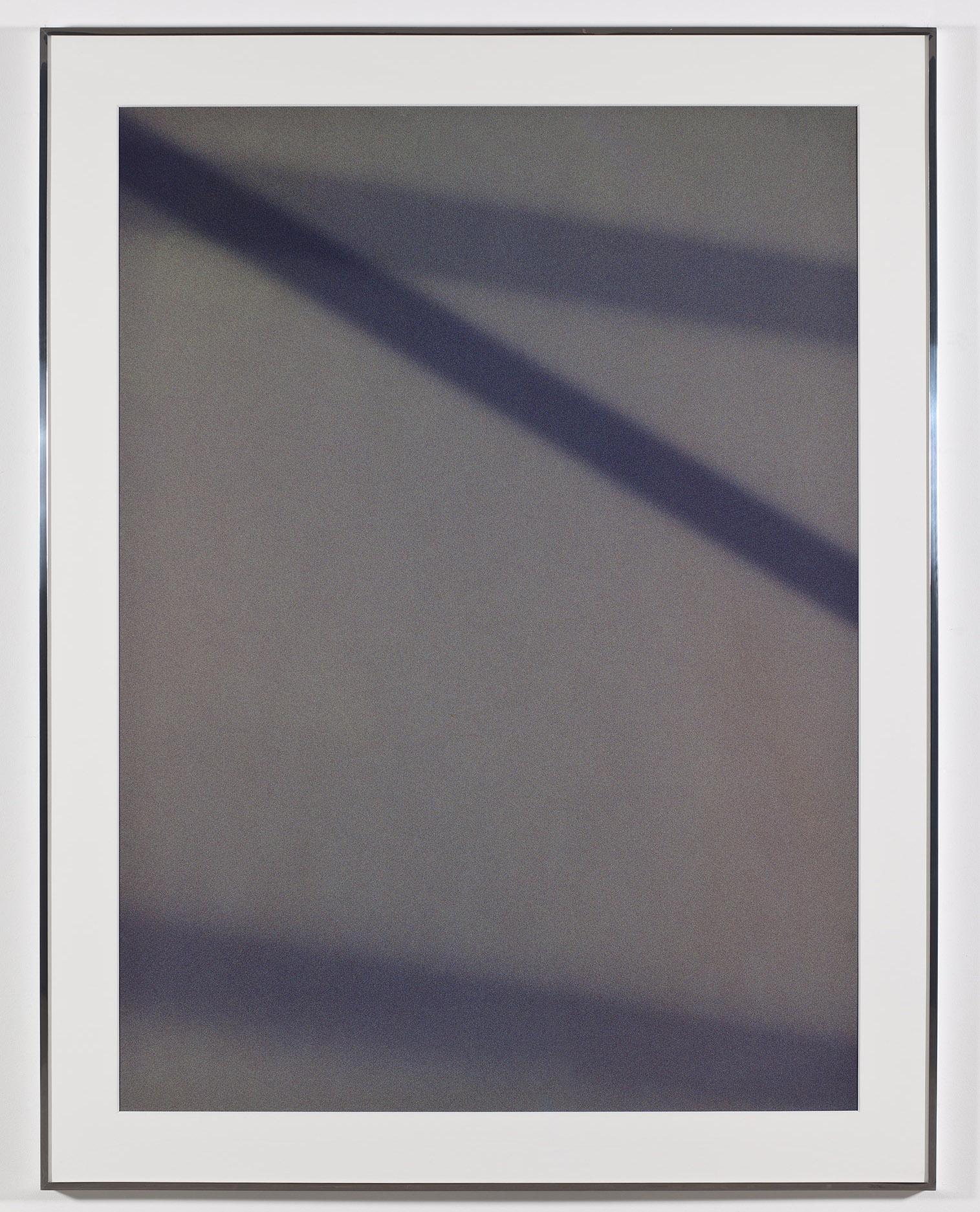 Transparency (Positive) [Fujichrome RDPIII Provia 100F Em. No. 05481: November 28–30, 2010 LAX/MIA MIA/LAX]    2011   Epson Ultrachrome K3 archival ink jet print on Museo Silver Rag Paper  68 x 52 1/4 inches   Transparencies, 2008–2014