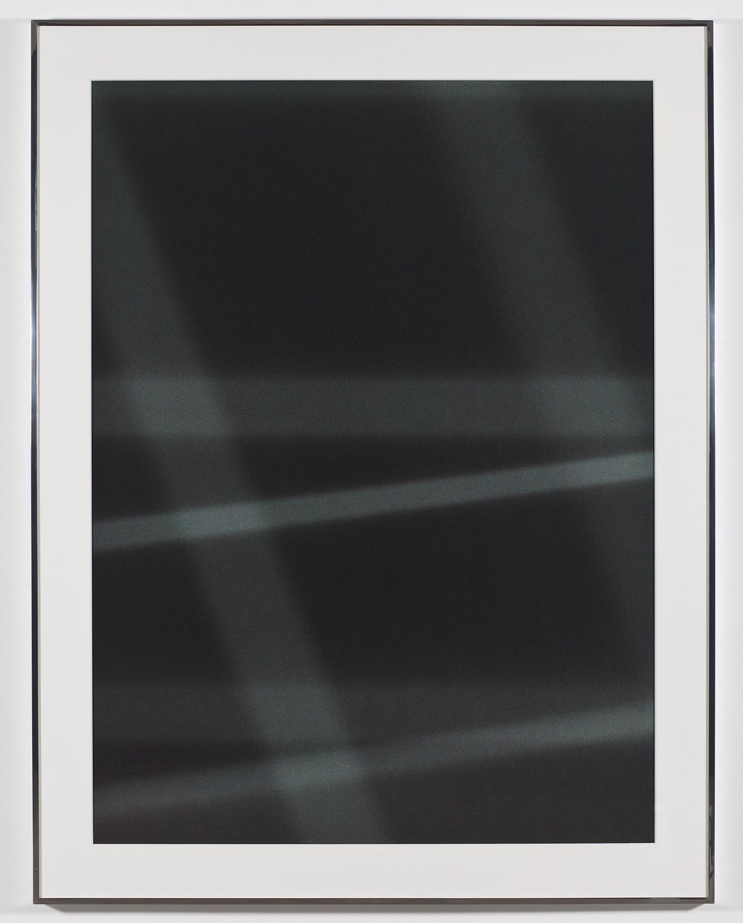 Transparency (Negative) [Kodak Portra 160NC Em. No. 3161: July 3–7, 2010 LAX/IAD/FRA/BLQ BLQ/BRU/ORD/LAX]    2011   Epson Ultrachrome K3 archival ink jet print on Museo Silver Rag Paper  68 x 52 1/4 inches   Transparencies, 2008–2014