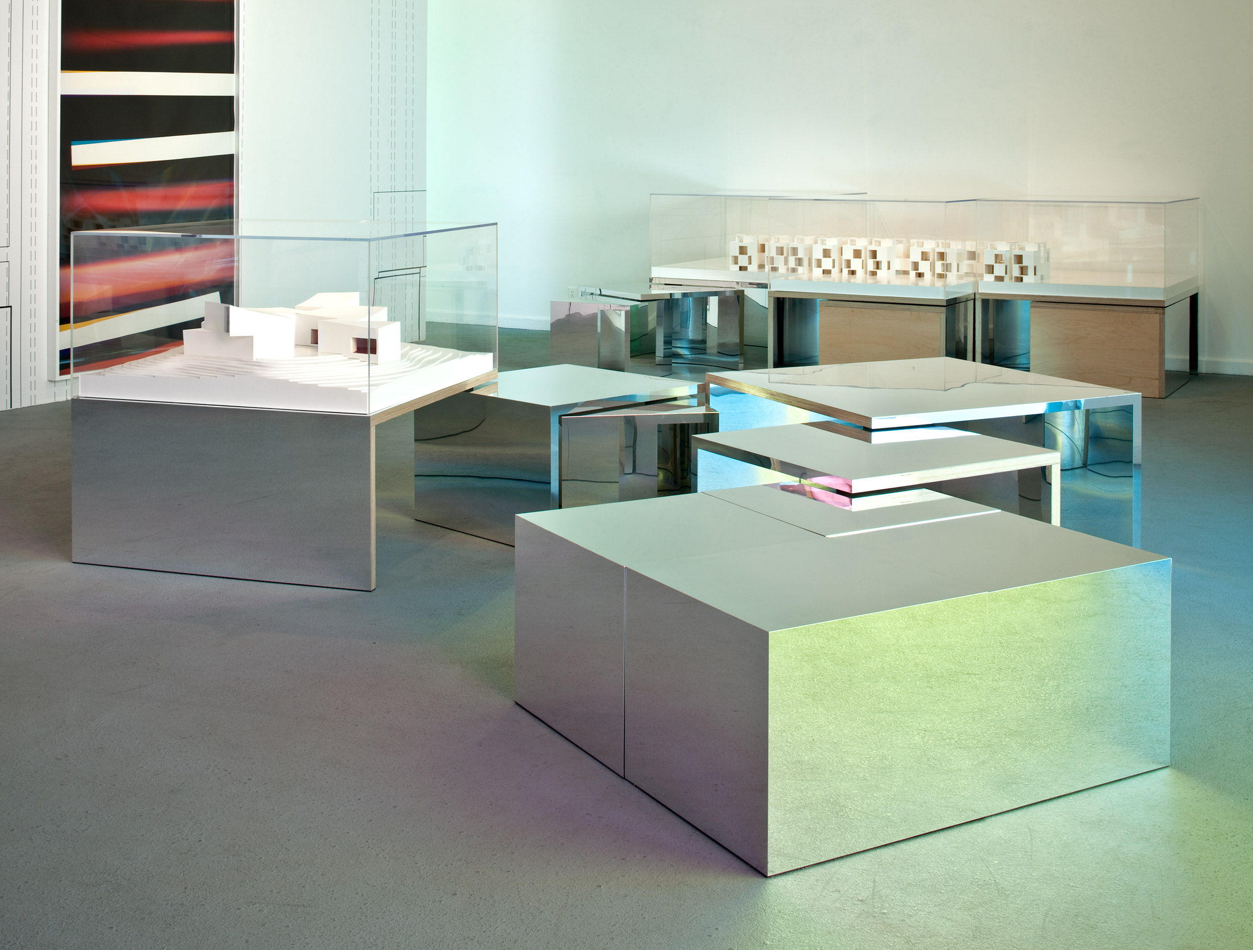 Later Layer   With Johnston Marklee Architects  Istituto Italiana di Cultura  Los Angeles  California  2010
