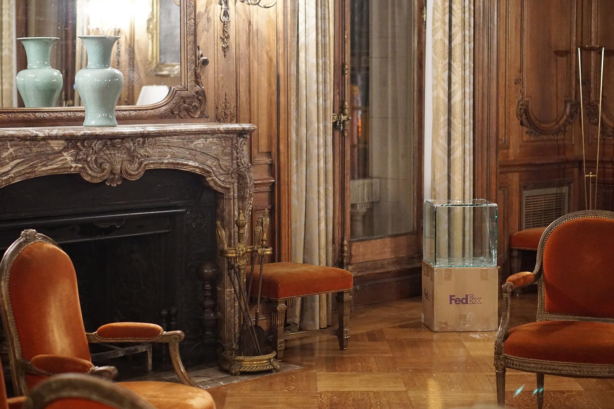 Great Hall Exhibition   Institute of Fine Arts  New York University  New York  New York  2015