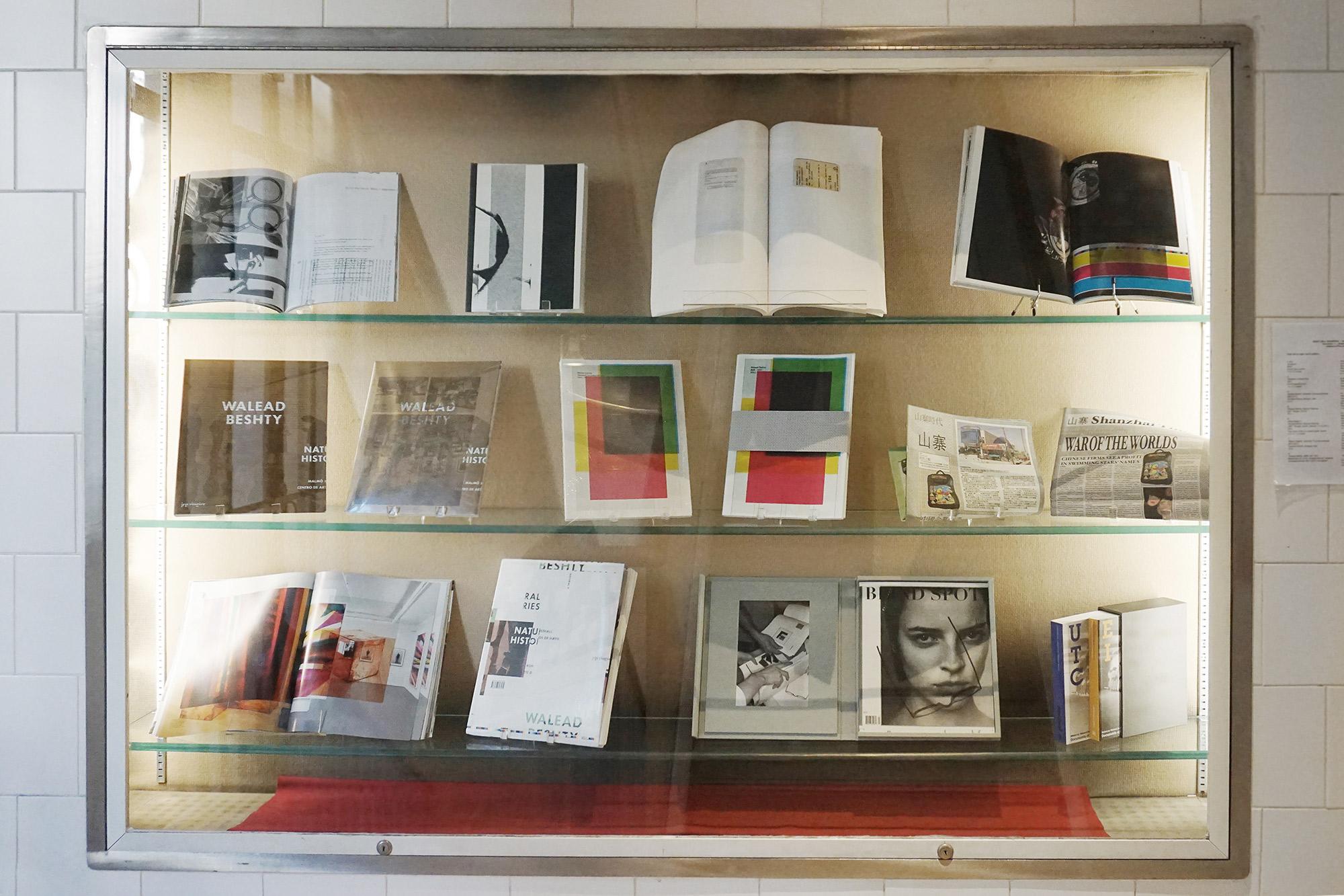 Great Hall Exhibition   Institute of Fine Arts  New York University  New York  New York  2015   Make Readies, 2010–