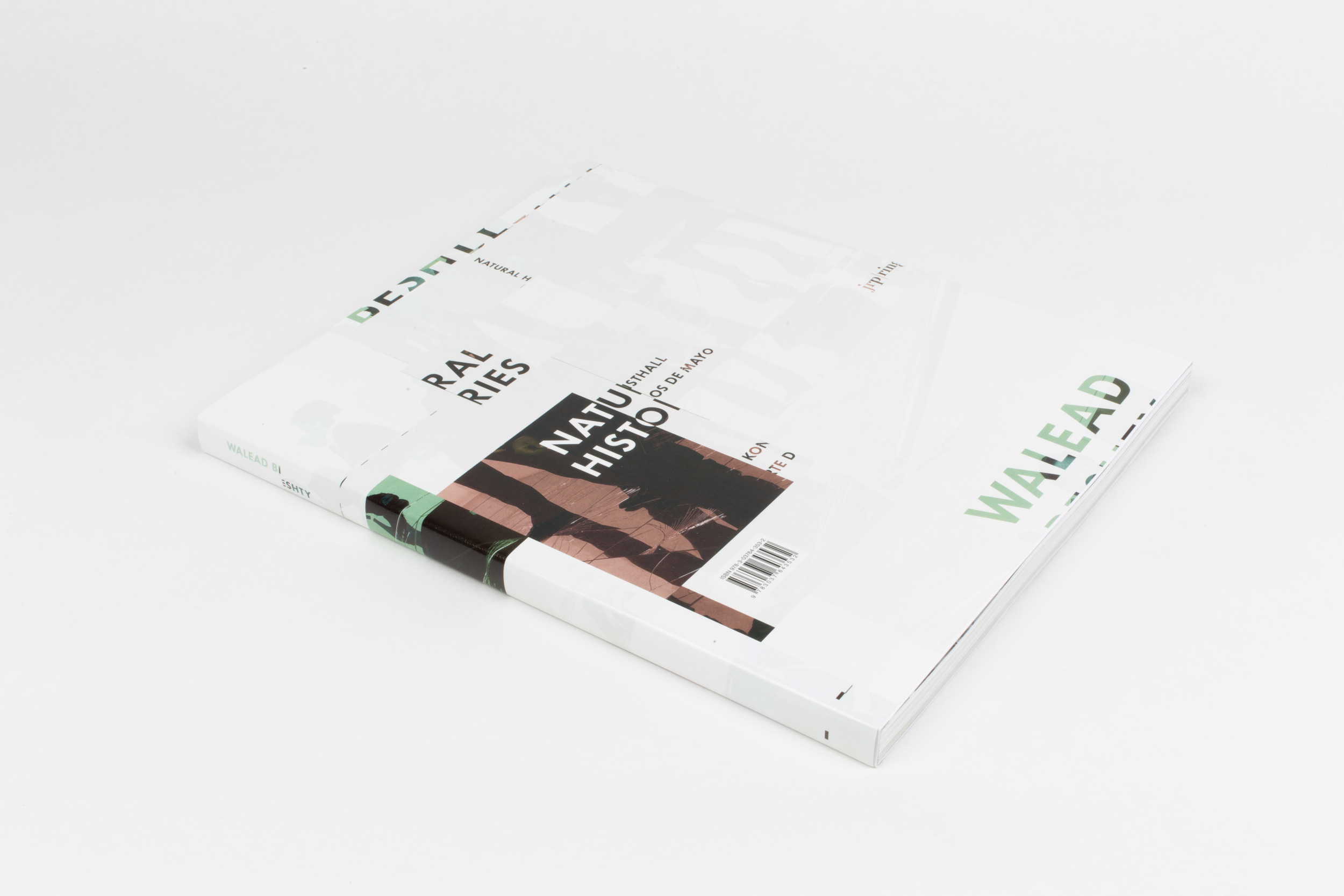 Walead Beshty: Natural Histories,  2nd ed. (Zurich, Switzerland: JRP|Ringier, 2014).