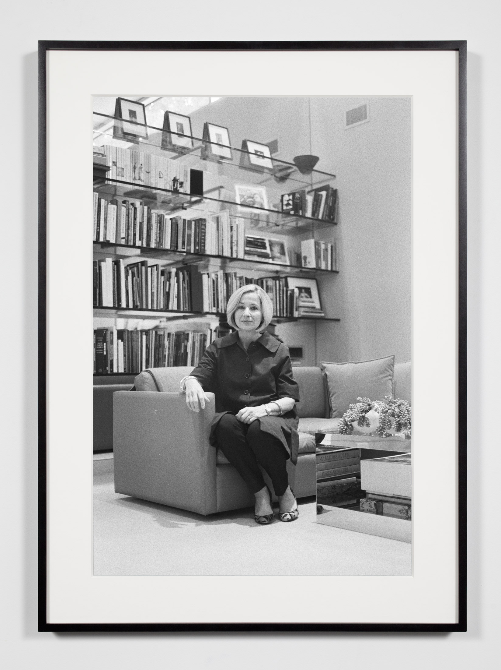Art Consultant/Collector, Dallas, Texas, November 7, 2009    2011   Epson Ultrachrome K3 archival ink jet print on Hahnemühle Photo Rag paper  36 3/8 x 26 3/8 inches   Industrial Portraits, 2008–