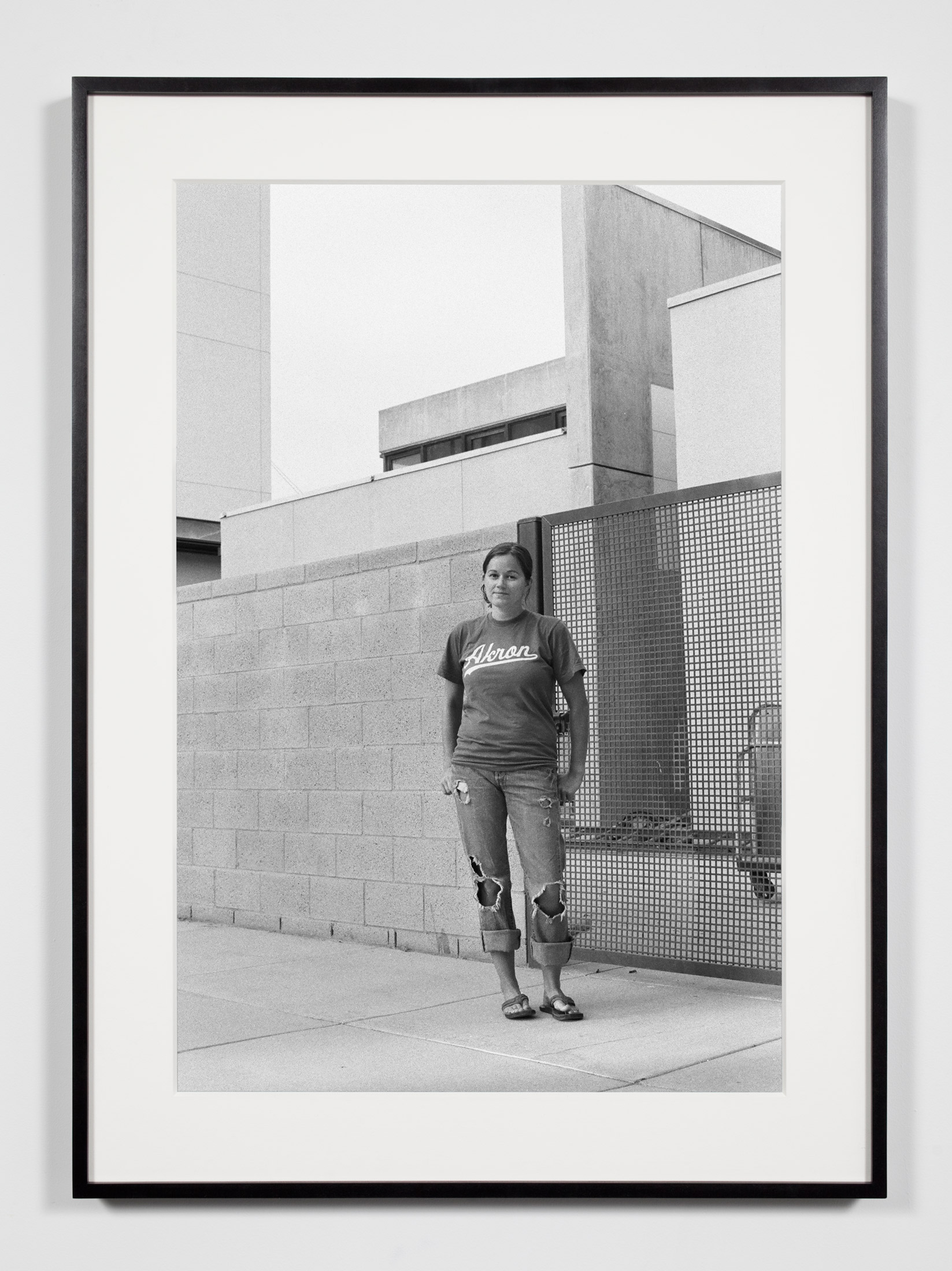 Darkroom Assistant, Irvine, California, September 14, 2009    2011   Epson Ultrachrome K3 archival ink jet print on Hahnemühle Photo Rag paper  36 3/8 x 26 3/8 inches   Industrial Portraits, 2008–