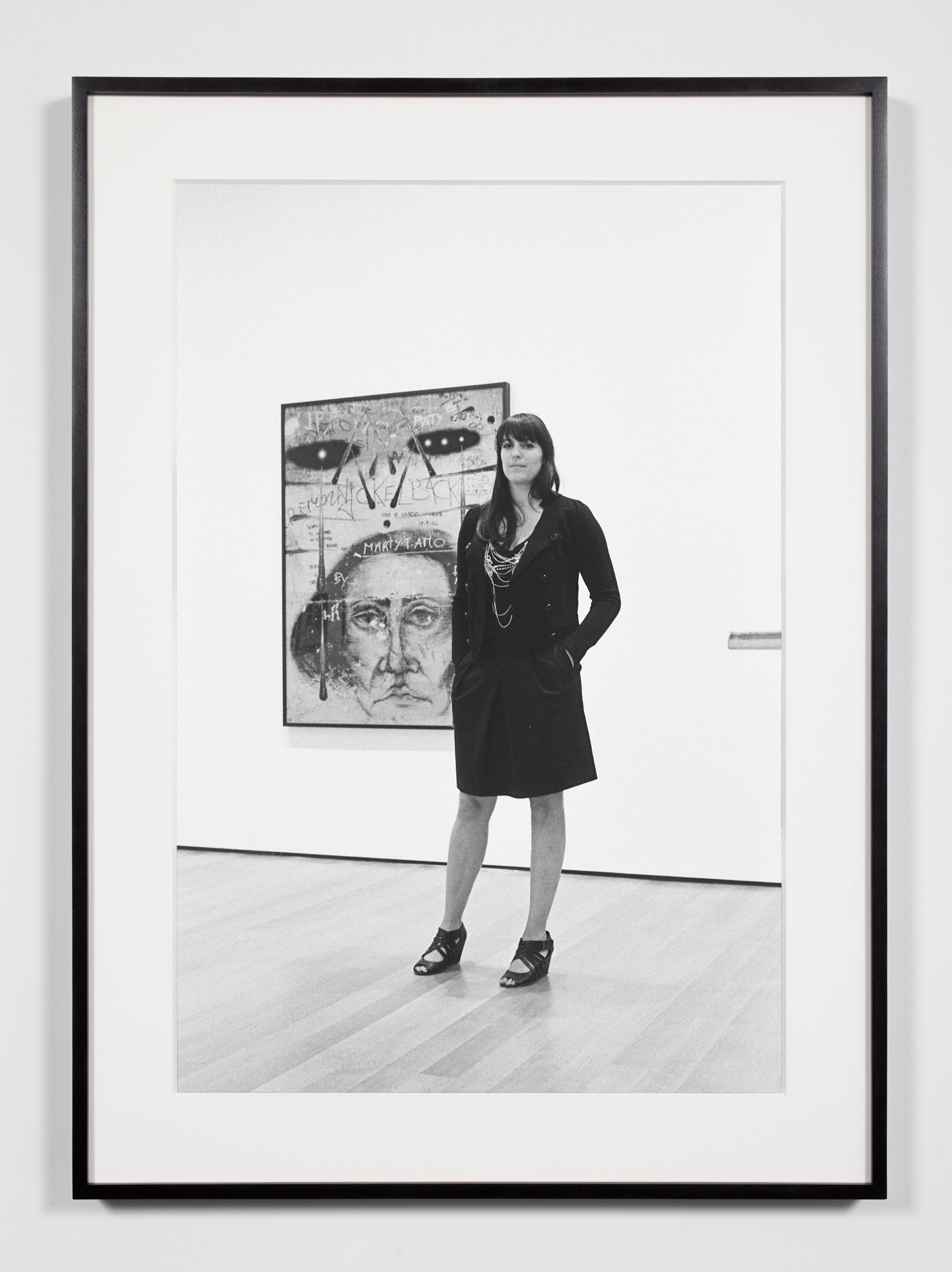 Museum Associate Curator, New York, New York, September 26, 2009    2011   Epson Ultrachrome K3 archival ink jet print on Hahnemühle Photo Rag paper  36 3/8 x 26 3/8 inches   Industrial Portraits, 2008–