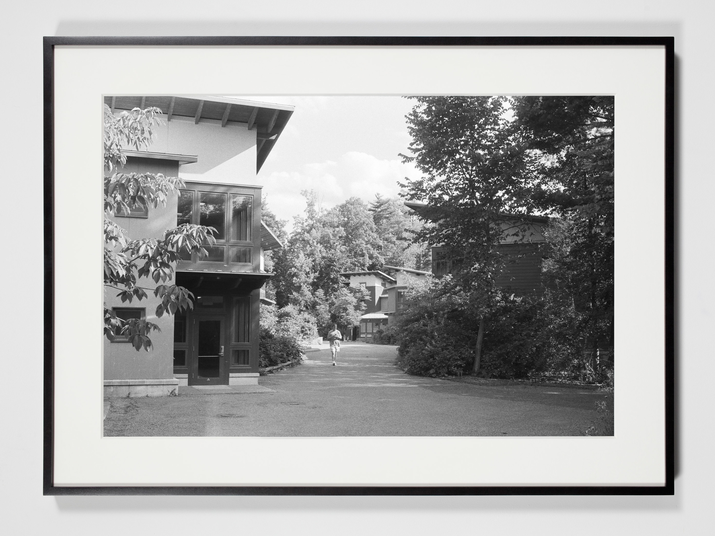 College Dormitory (Bard College), Annandale-on-Hudson, New York, July 11, 2009    2009   Epson Ultrachrome K3 archival ink jet print on Hahnemühle Photo Rag paper  36 3/8 x 26 3/8 inches   Industrial Portraits, 2008–