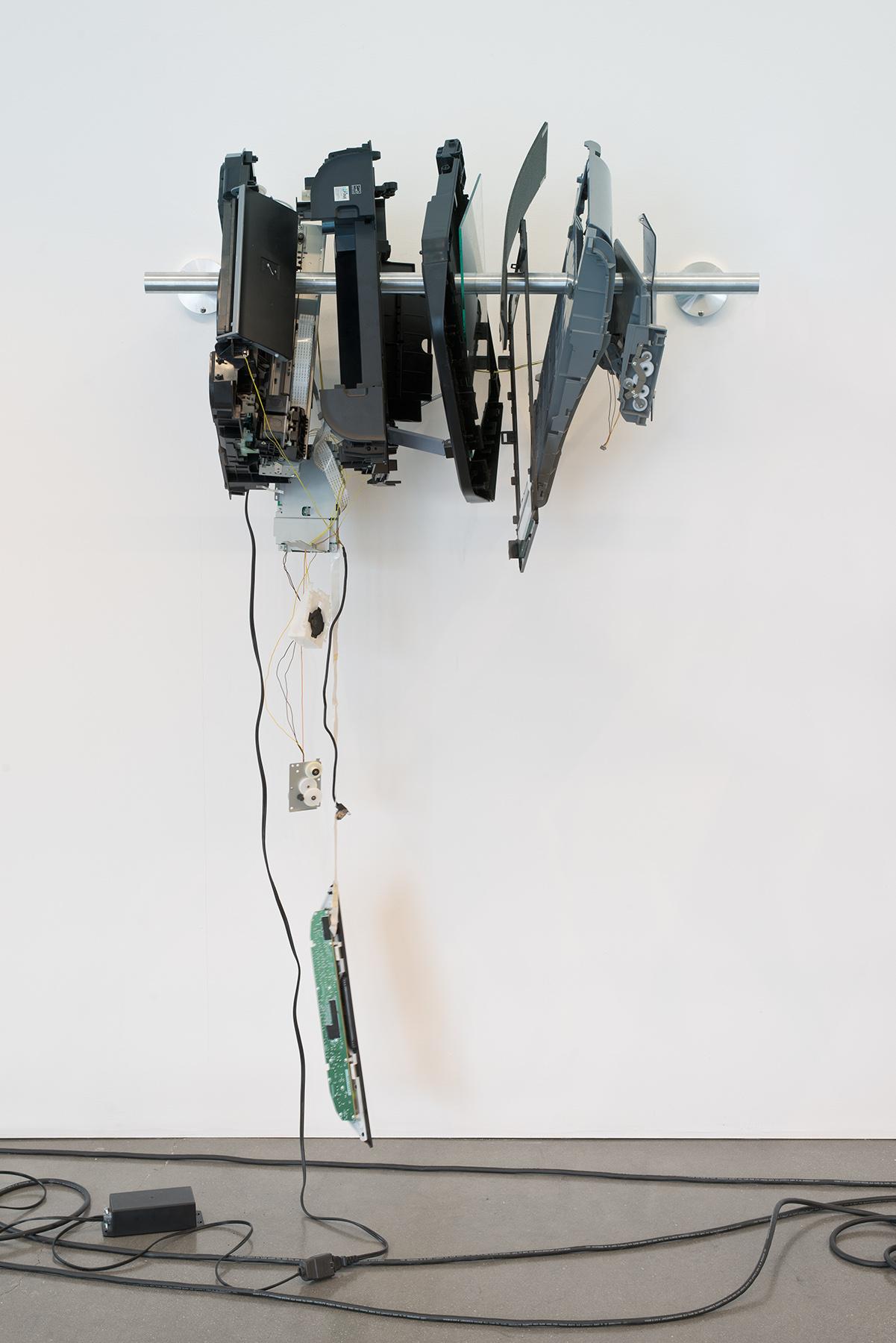 Schreibmachine <del>(Canon MX310 Multifunction Printer)</del>