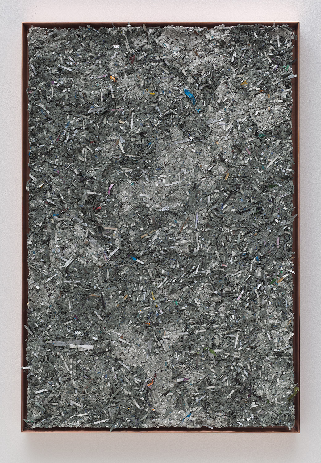 Selected Works (2009–2011/November 15, 2010–March 16, 2011)    2011   Color photographic paper, black and white photographic paper, archival inkjet papers  30 x 20 inches