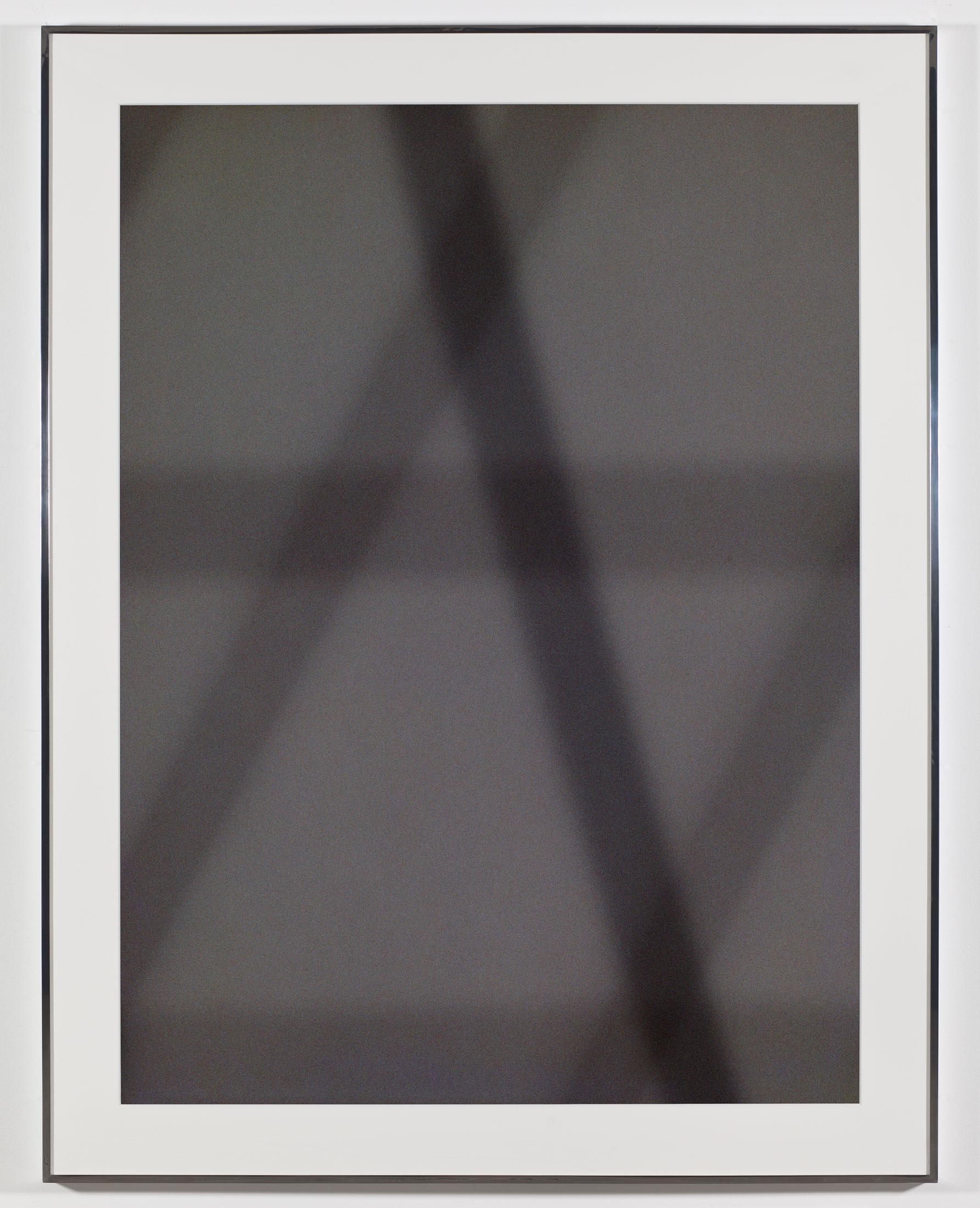 Transparency (Positive) [Fujichrome RDPIII Provia 100F Em. No. 05182: July 3–7, 2010 LAX/IAD/FRA/BLQ BLQ/BRU/ORD/LAX]    2011   Epson Ultrachrome K3 archival ink jet print on Museo Silver Rag Paper  68 x 52 1/4 inches   Transparencies, 2008–2014