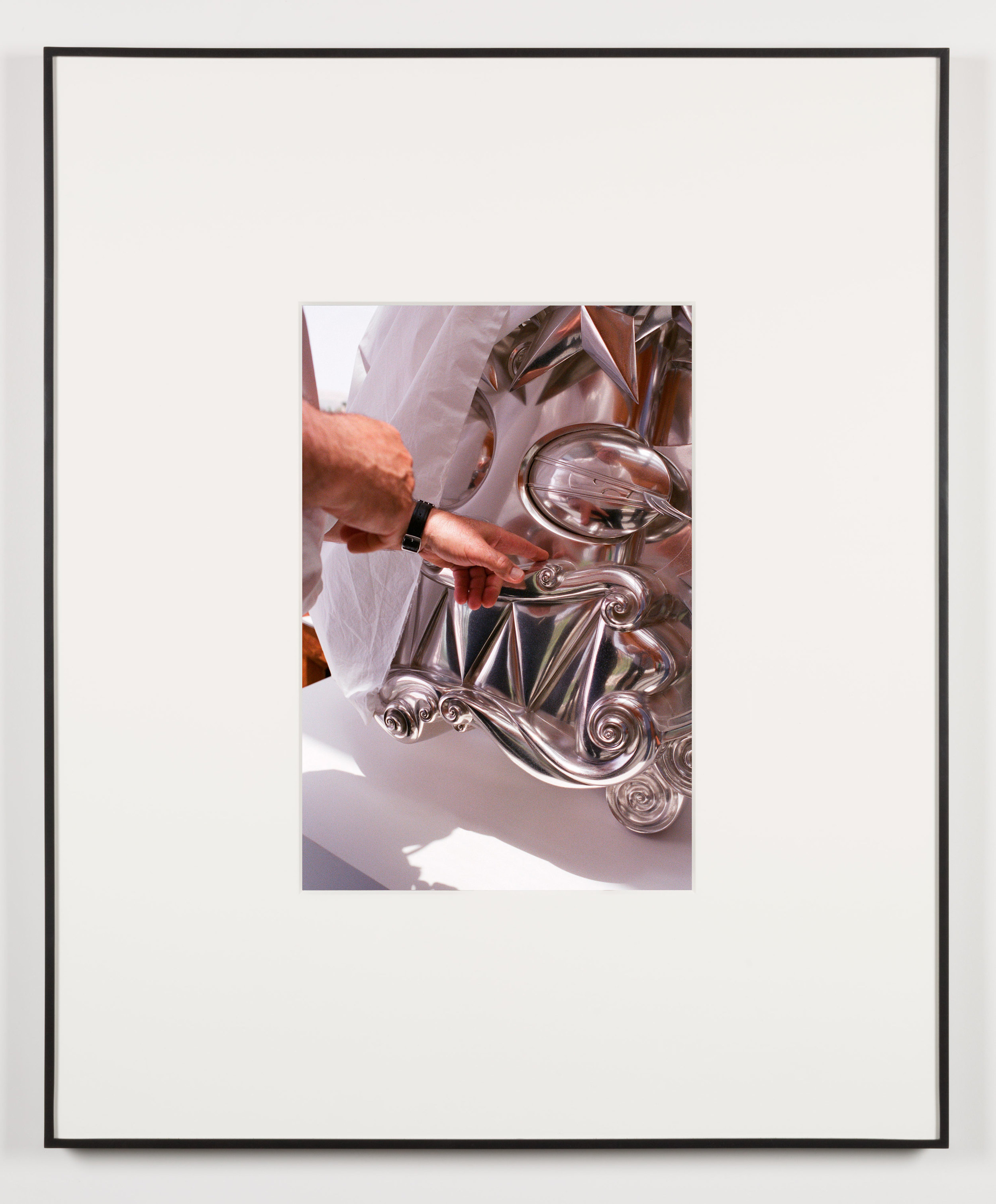 Alphabet der Leidenschaft (Beirut, Lebanon, June 1, 2013)    2014   Chromogenic print  20 x 13 1/2 inches   Selected Bodies of Work, 2014