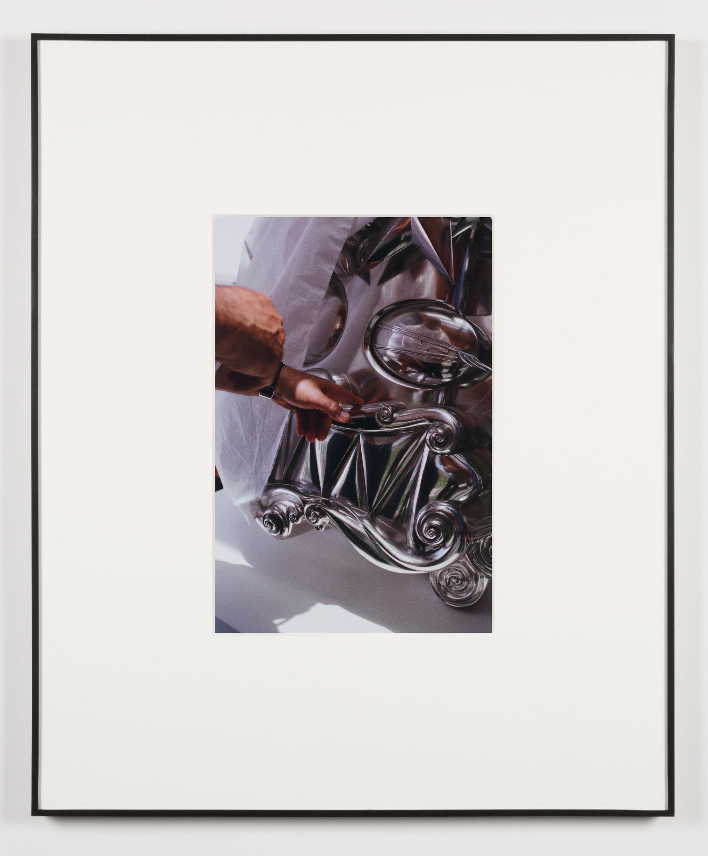 Die Supermutter (Beirut, Lebanon, June 1, 2013), Frame No. 15    2014   Chromogenic print  20 x 13 1/2 inches   Art Handling, 2011–