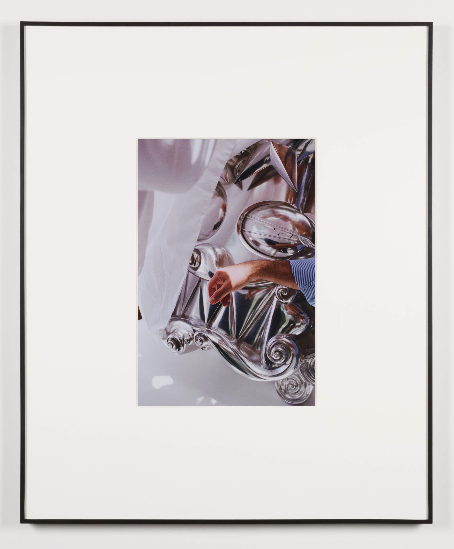 Schmerz (Beirut, Lebanon, June 1, 2013), Frame No. 14    2014   Chromogenic print  20 x 13 1/2 inches   Art Handling, 2011–