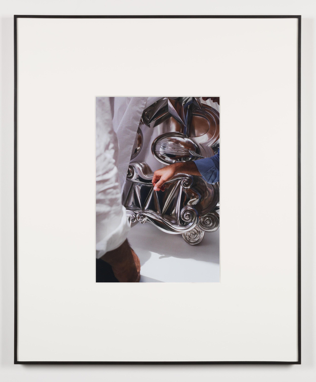 Die Abstimmung (Beirut, Lebanon, June 1, 2013), Frame No. 13    2014   Chromogenic print  20 x 13 1/2 inches   Art Handling, 2011–