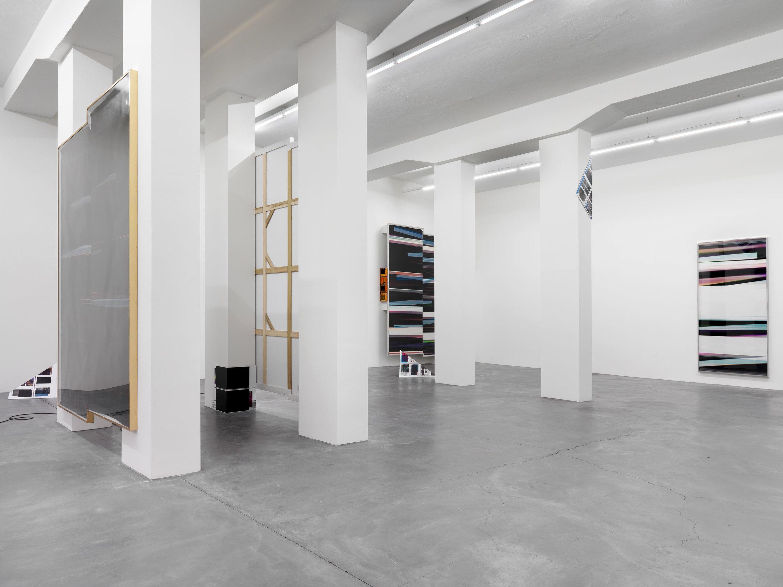 Automat   Galerie Eva Presenhuber  Zurich  Switzerland  2016
