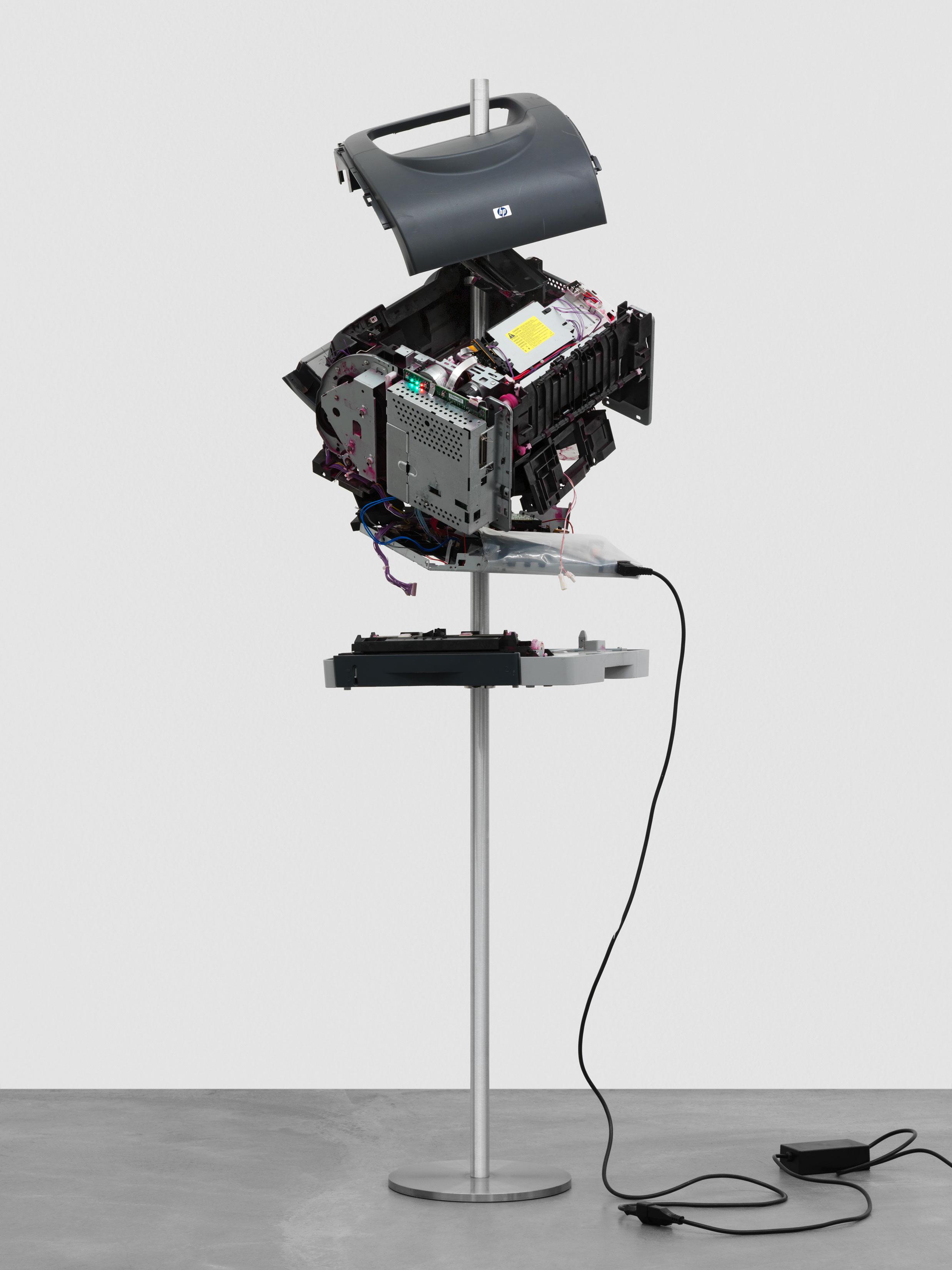 Office Work (<del>HP Color LaserJet 2250 N</del>)