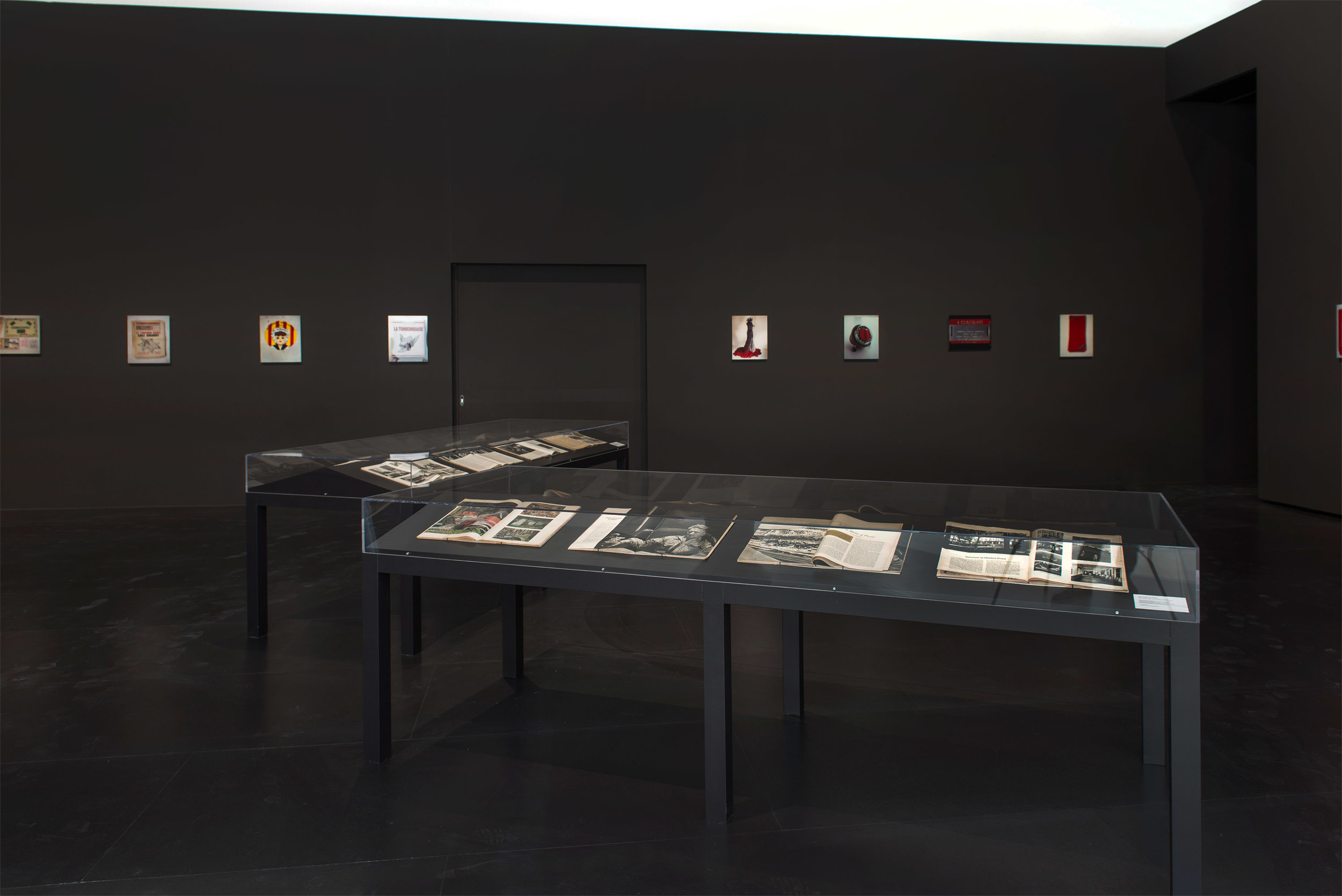 Picture Industry,  Systematically Open? New Forms for Contemporary Image Production, LUMA Arles, France, 2016.     Walker Evans and Jean-Luc Moulène