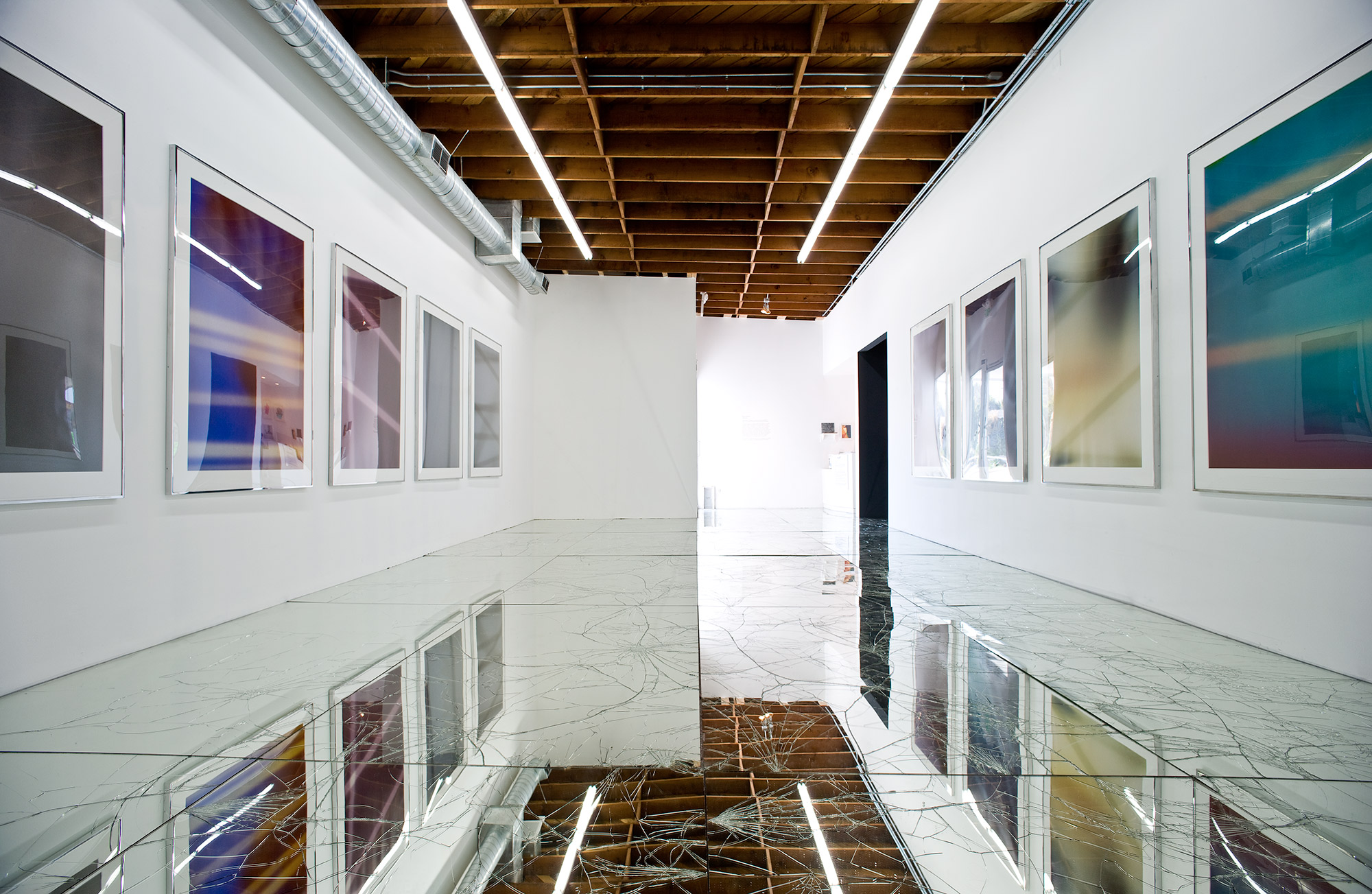 Untitled (LAXART: Los Angeles, CA, March 21–May 2, 2009) , 2013