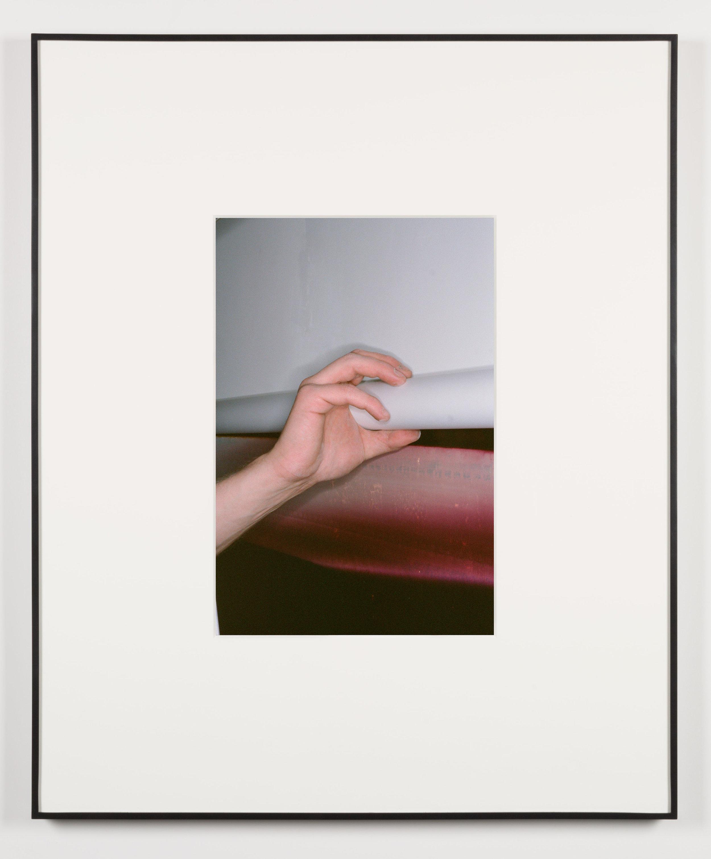 Die Technik der Eroberung (Los Angeles, California, January 14, 2014)   2014  Chromogenic print  20 x 13 1/2 inches   Art Handling, 2011–    Selected Bodies of Work, 2014