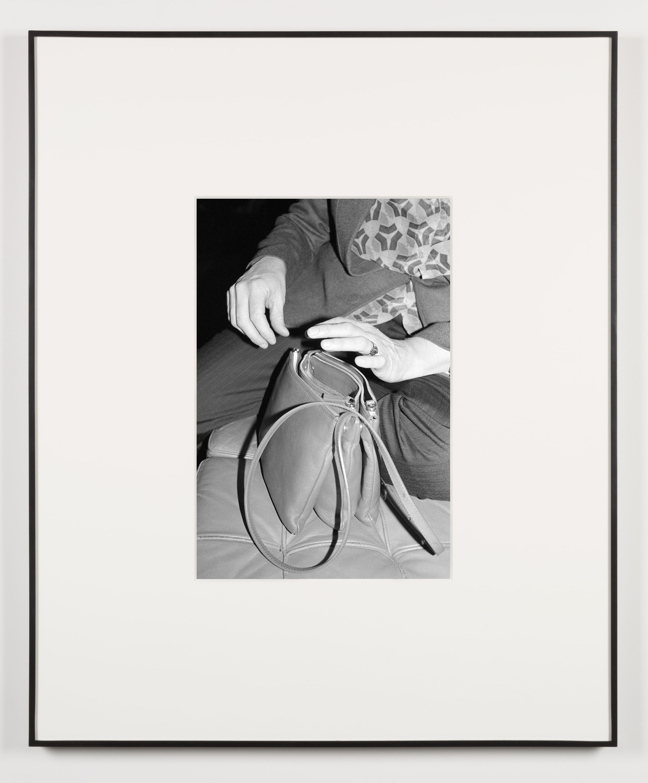 Liberté, Amour, Art (Vienna, Austria, November 22, 2012)   2014  Black and white digital fiber print  20 x 13 1/2 inches   Art Handling, 2011–    Selected Bodies of Work, 2014